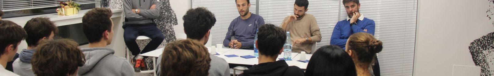 Stefano Travaglia ospite all'OTA