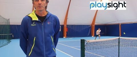 PLAYSIGHT ALL' OLTREPO' TENNIS ACADEMY