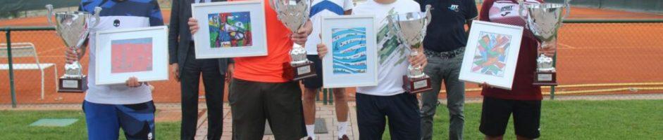 I Campioni Provinciali 2020: Buttini, Tacchella, Rondini, Cassiani, Valletta