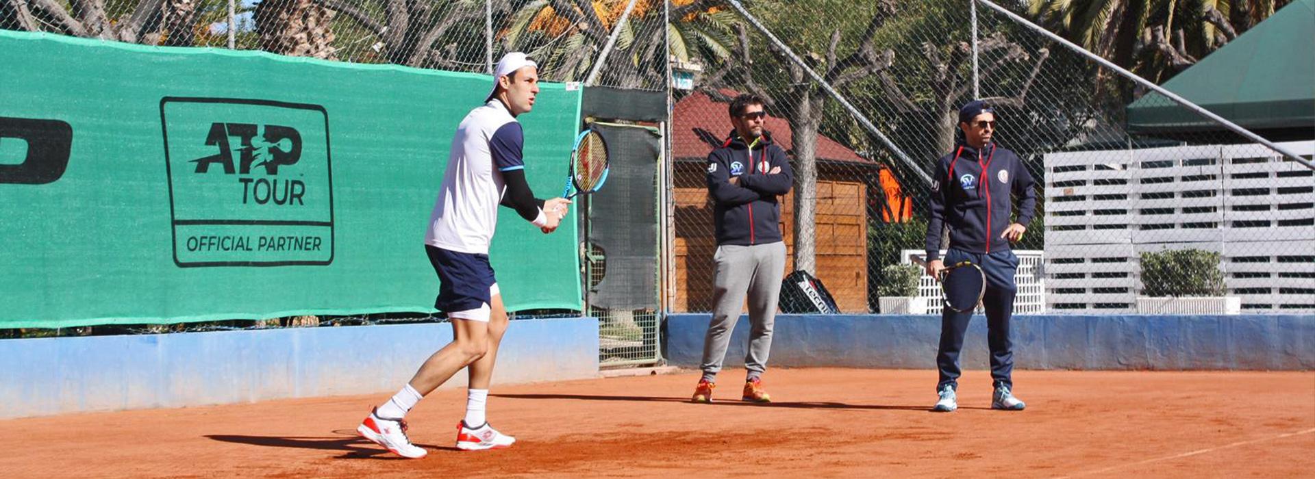Patnership con SV Tennis Team
